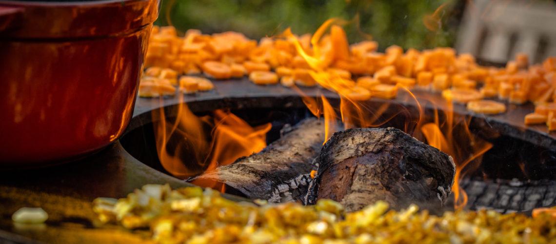 OFYR maakt van grillen een beleving