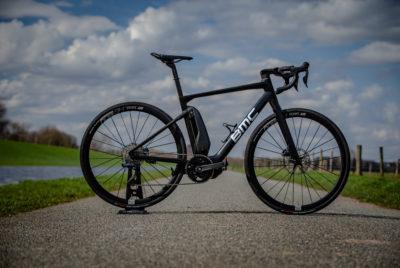 BMC-ebike racefiets